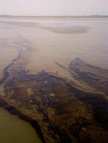 Les fuites des tankers et des anciens puits sont extrêmement fréquentes © Pierre* / OCEAN71 Magazine