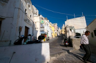 Les rues de La Coricella © Philippe Henry / OCEAN71 Magazine