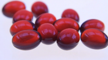 The brand new krill oil pills which are supposedly very healthy © Aker BioMarine