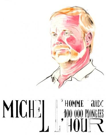 Michel L'Hour © Antoine Bugeon / OCEAN71 Magazine