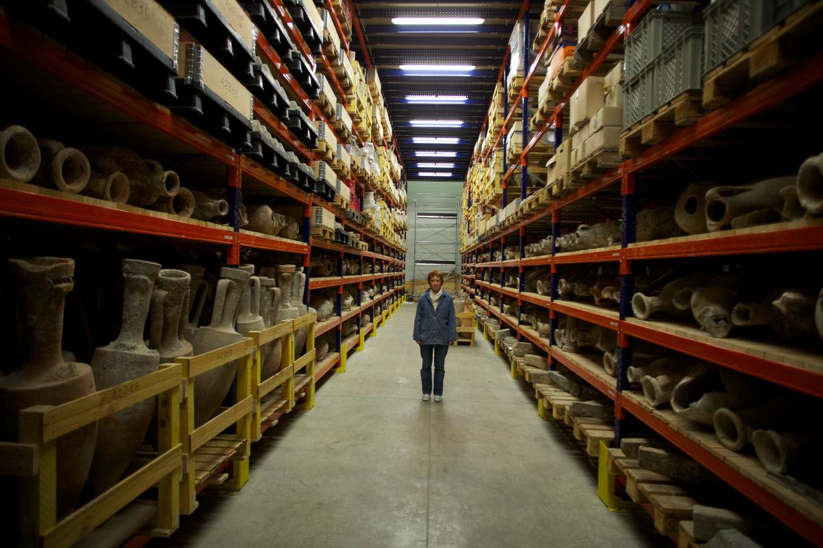 Le dépôt d'Aix Les Milles © Francis Le Guen / OCEAN71 Magazine