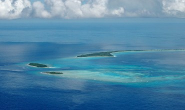 The Chagos Archipelago is one of the most remote places in the world © DR