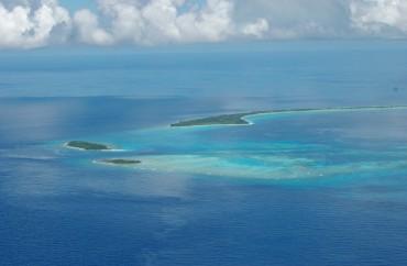 Avec ses 640'000 kilomètres carrés, l'air marine protégée des Chagos est de loin la plus grande réserve en mer dans le monde © DR